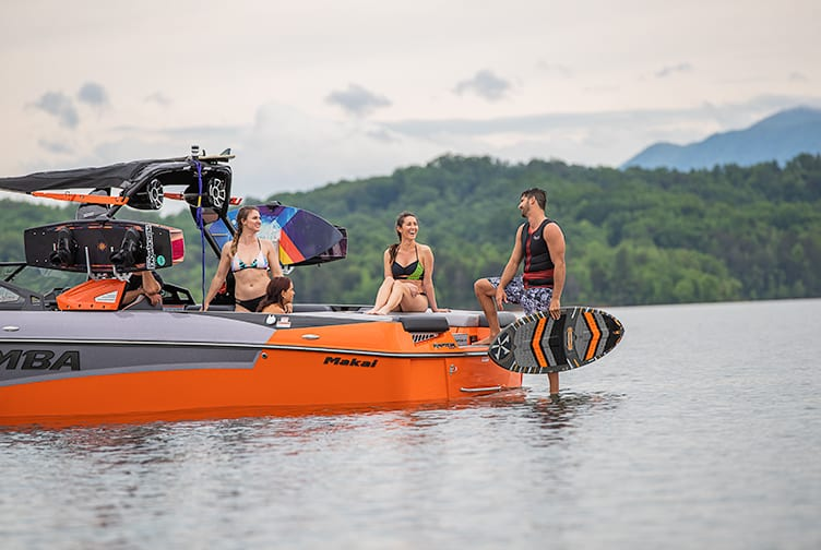 Setting Up Your Modern Supra or Moomba Surf Wakes - Displacement