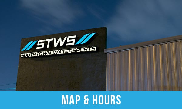 SouthTown Watersports Charlotte, NC - Map & Hours