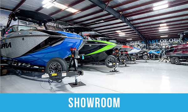 SouthTown Watersports Charlotte, NC - Showroom