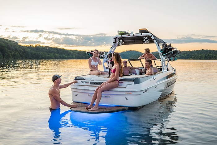 Enjoy a Low Stress Boating Experience With Moomba Boats