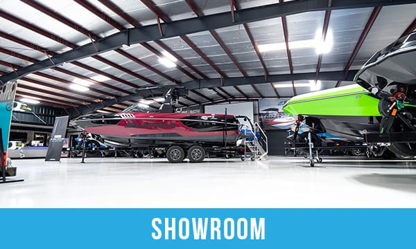 SouthTown Watersports Raleigh, NC - Showroom