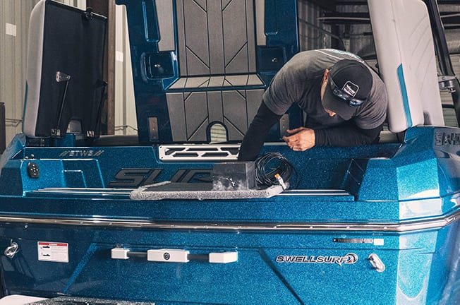 Factory Trained & Certified Marine Technicians